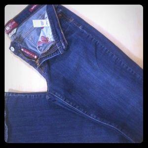 Lucky Brandjeans- Sophia bootcut-size 30